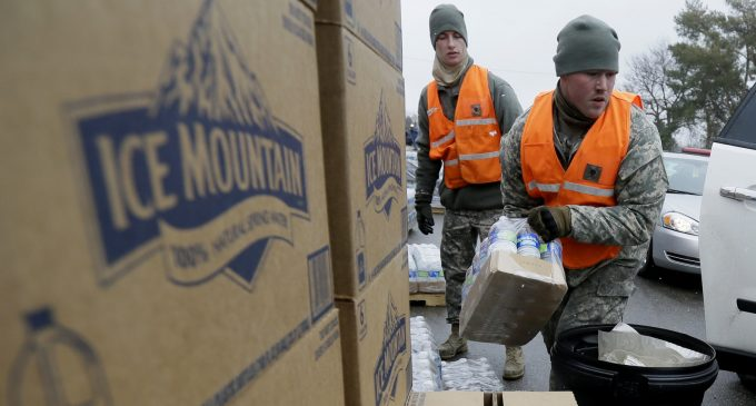 Nestlé to Take 200 Million Gallons of Water per Year from Michigan Town, Pay State $200