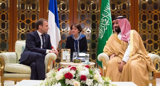 French MPs urge inquiry into arms sales to Saudi Arabia as bin Salman visits