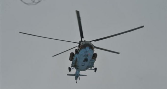 Civilian helicopter crashes in Russia, 6 killed