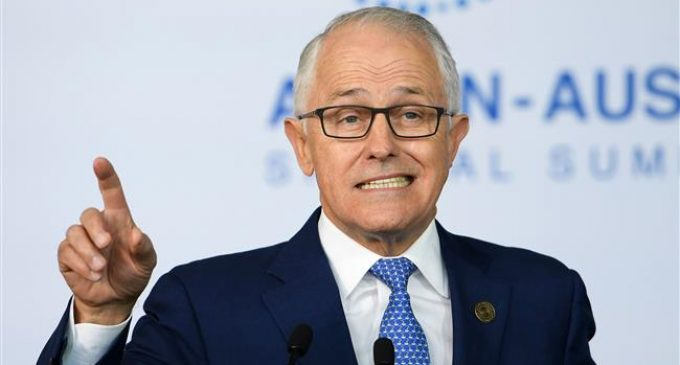 China-Australia relations not in deep chill: PM Turnbull