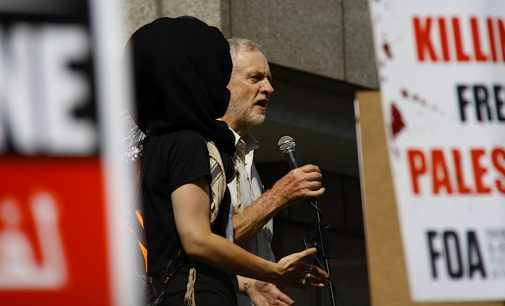 Jeremy Corbyn Stands Strong for Gazans, Decries Silence of International Powers