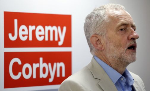 Jeremy Corbyn Calls for 'Withdrawal of All Foreign Forces' From Syria