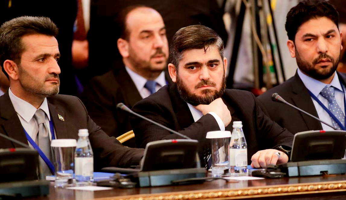 Jaysh Al-Islam Leader Criticizes Scale of US Strike on Syria