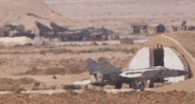 Israeli Air Force kills Iranian soldiers in Syria