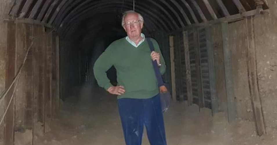 """Famed War Reporter Robert Fisk Reaches Syrian 'Chemical Attack' Site, Concludes """"They Were Not Gassed"""""""