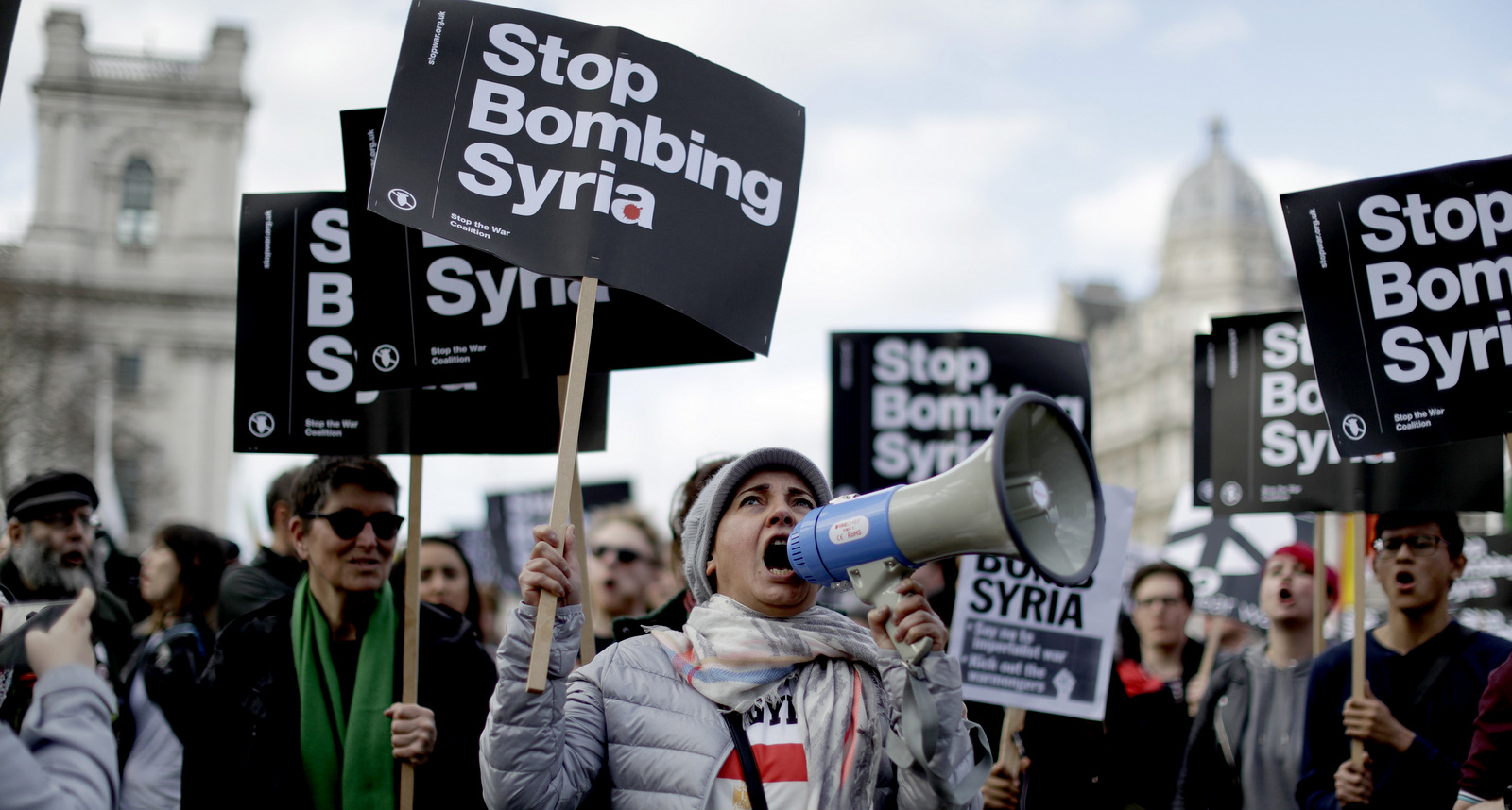 The Times Declares: Stop Asking Questions on Syria!