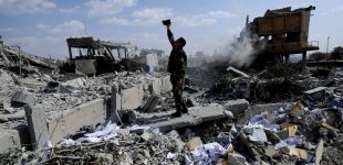 US-UK-France Bomb First Ask Questions Later: A Timeline of Events in Syria