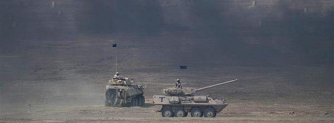 Qatar says attended drills in Saudi Arabia despite diplomatic rift