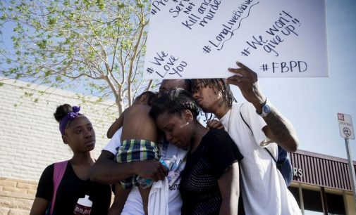 California Community Fights for Accountability After Police Kill Unarmed Black Man in Hail of Bullets