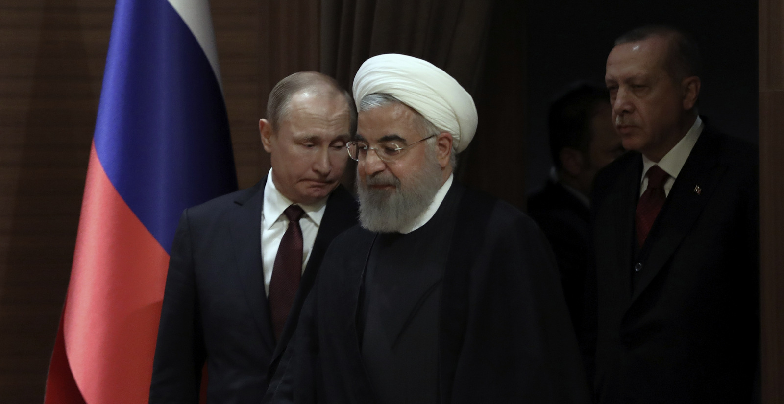 The Emerging Russia-Turkey-Iran Alliance Challenging NATO in the Middle East
