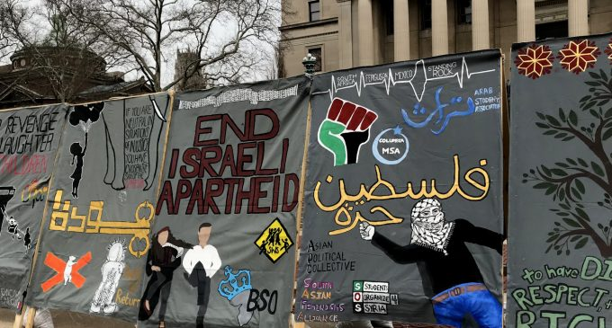 "America's Most ""Jewish"" Secular College Votes to Divest from Israel"