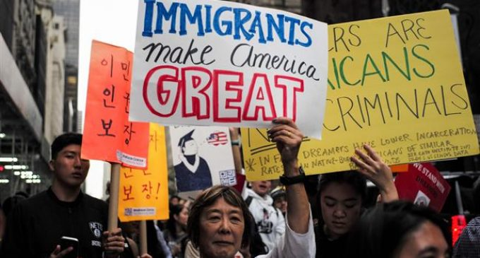 Third judge rules against Trump's move to end DACA immigration program