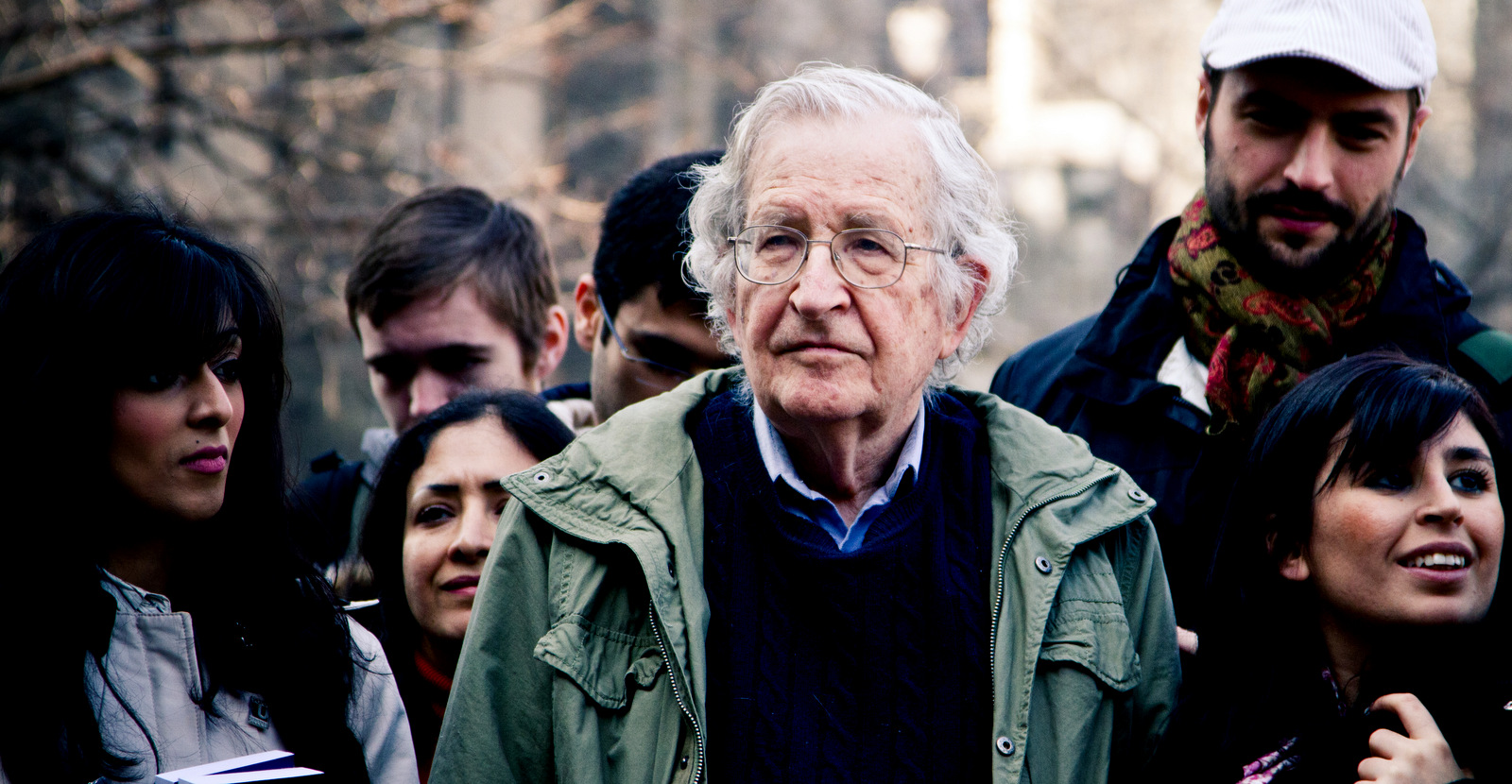 """Chomsky Among """"Progressives"""" Calling for US Military Involvement in Syria"""