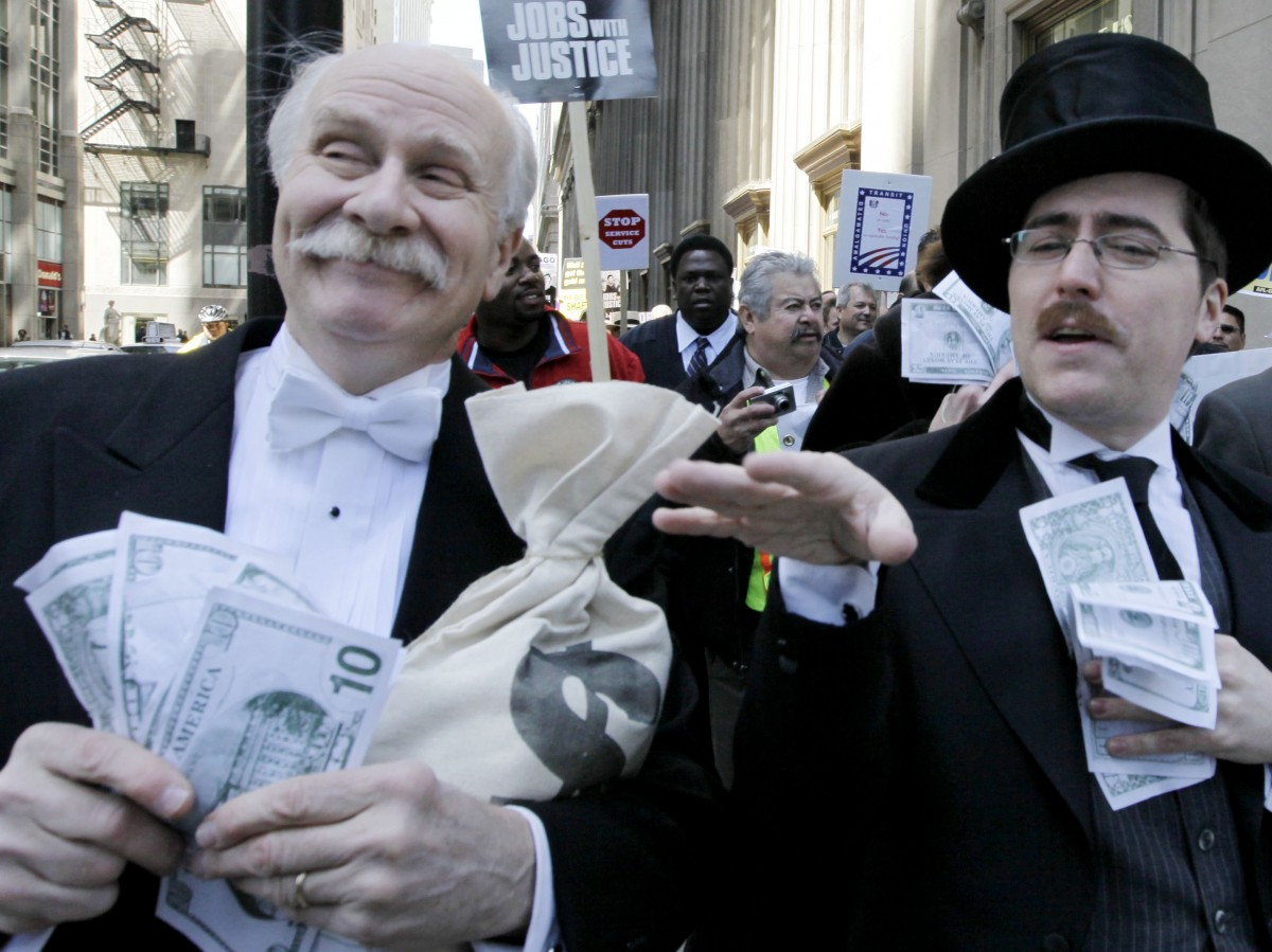 Wall Street Admits Curing Diseases is Bad for Business