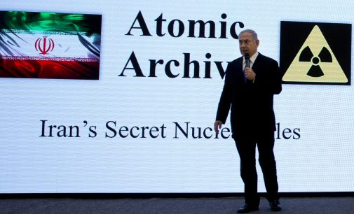 Netanyahu Rolls out 'Smoke-And-Mirrors' Once Again Ahead of Iran Nuclear Deal Decision