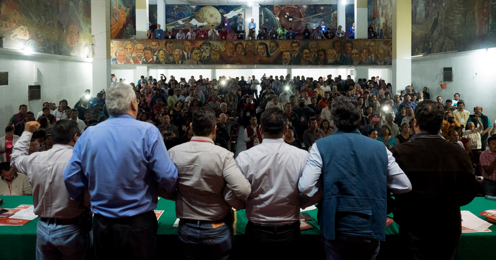"From Brazil to Ecuador to US, Mexico's Labor Unions Learn Lessons of Trusting ""Progressive"" Presidents"