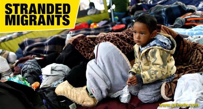 Debate: Stranded migrants