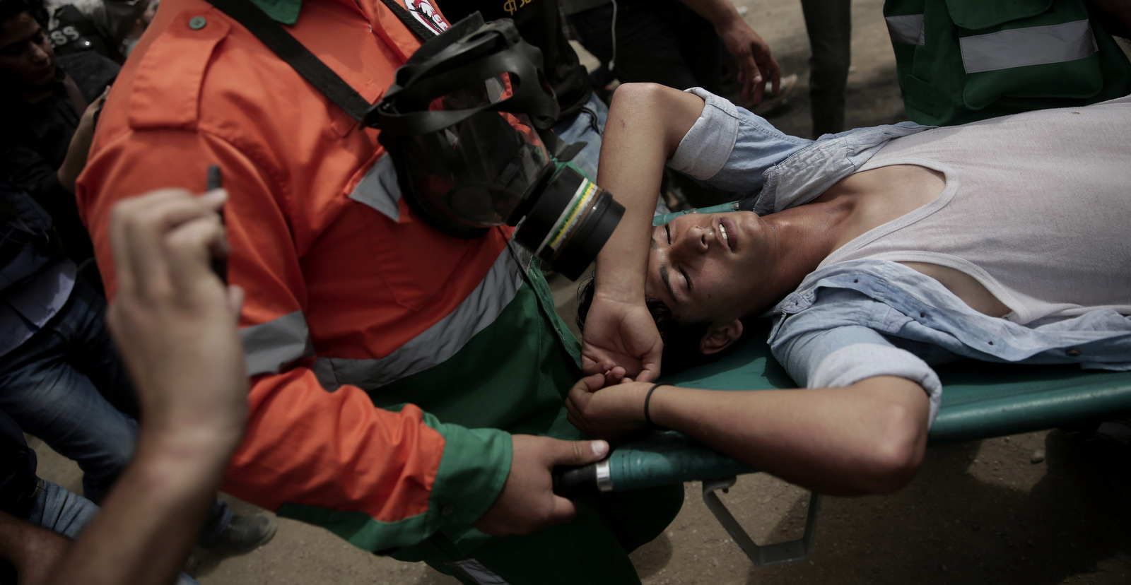 """As IDF Uses Gaza Protesters for Shoot-to-Maim Target Practice, Israel Argues Human Rights Don't Apply to this """"War"""""""