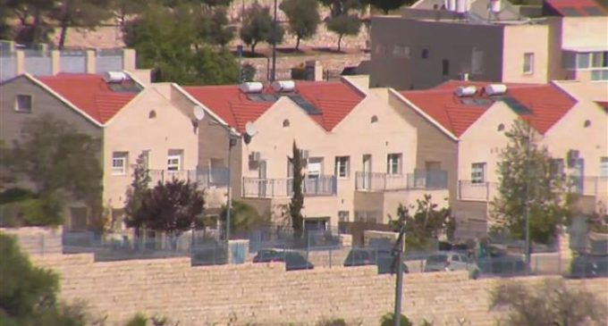 Israel to legalize settlements built without permission