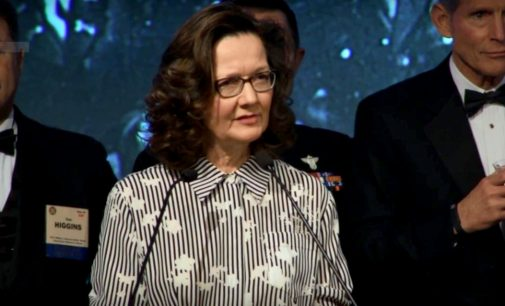 Tensions Mount as White House Prepares for Nomination of Torture Authority Gina Haspel