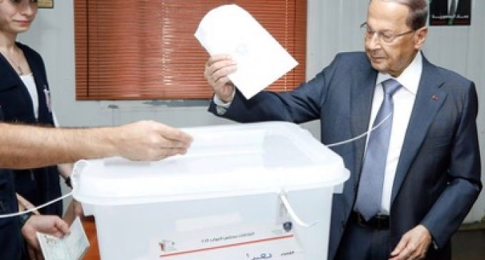 Lebanon elections: less than one out of two voters