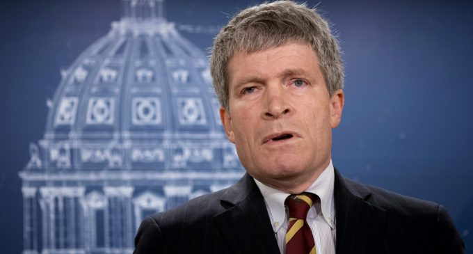 Richard Painter, Former Bush Ethics Lawyer, Epitomizes the New Democrat