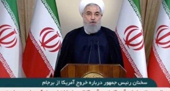 Hassan Rohani Speech on JCPOA, by Hassan Rohani