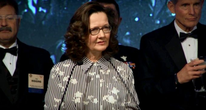 Gina Haspel Admits She Was An Advocate For Destroying CIA Torture Tapes