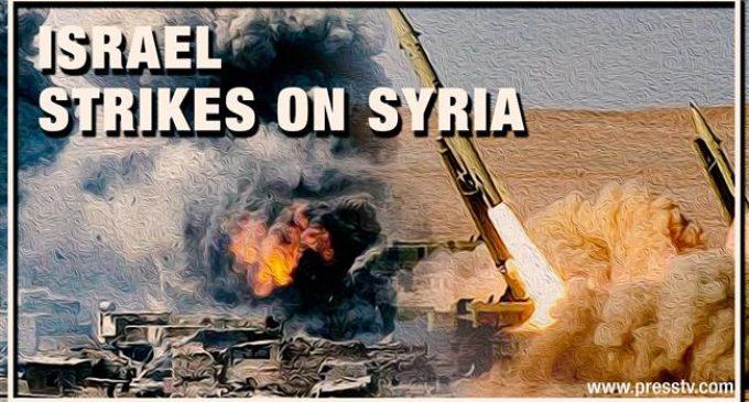 Debate: Israeli strikes on Syria