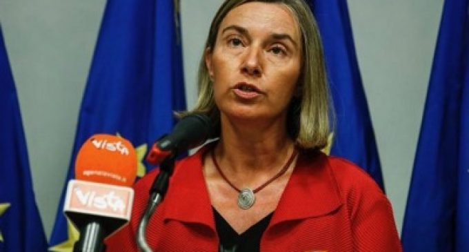 Declaration by Federica Mogherini on behalf of the EU following US announcement on JCPOA, by Federica Mogherini