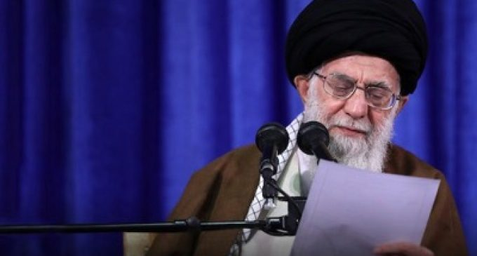 Ali Khamenei Speech about US withdraw from JCPOA, by Ali Khamenei