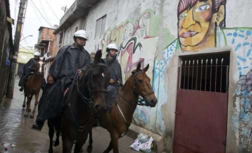 Interview: Western-Trained Brazilian Troops Deepen Nightmare for Homeless Women of Rio
