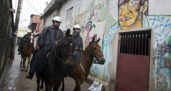 Interview: Western-Trained Brazilian Troops Deepen Nightmare for Homeless Women of Rio