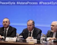 Joint Statement by Iran, Russia and Turkey on the International Meeting on Syria