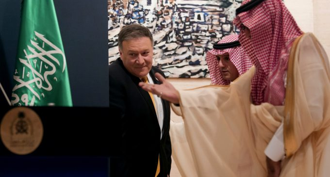 Saudi Arabia Lines Up with Trump and Israel – and on the Wrong Side of History