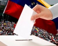 Comment by the Russian Foreign Ministry on developments in Venezuela