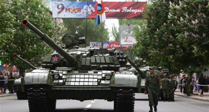 3 dead as fighting spikes in east Ukraine
