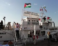 Israeli Airstrike Hits Boat at Gaza Port as it Prepared to Meet 2018 Freedom Flotilla