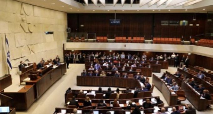 The Knesset could officially support the creation of a Kurdistan