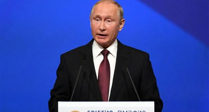 US unilateral sanctions on Iran harmful: Russia's Putin