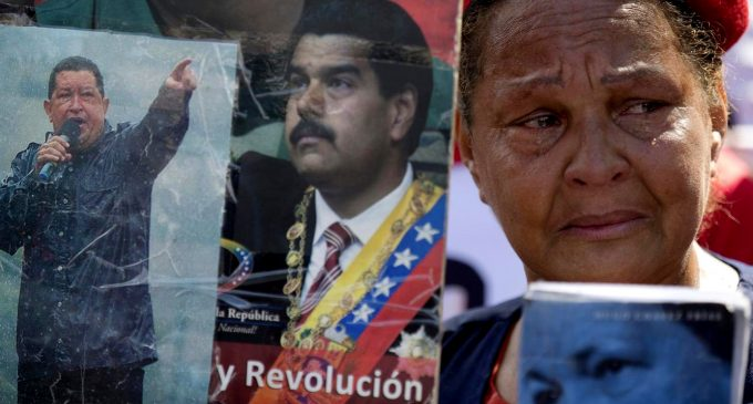 The Ongoing Media Blockade Against Venezuela