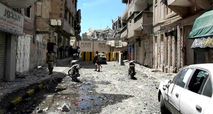 A View from the Rubble of Sana'a: What Happens When an Airstrike Hits Your Street
