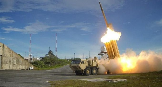 US military looking at deploying THAAD missile system in Germany
