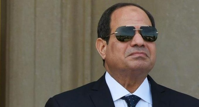 Abdel Fattah el-Sisi sworn in for 2nd term as Egyptian president
