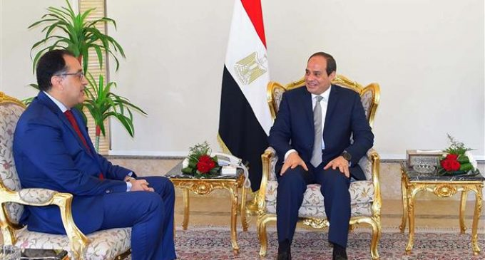 Egypt president appoints housing minister as new premier