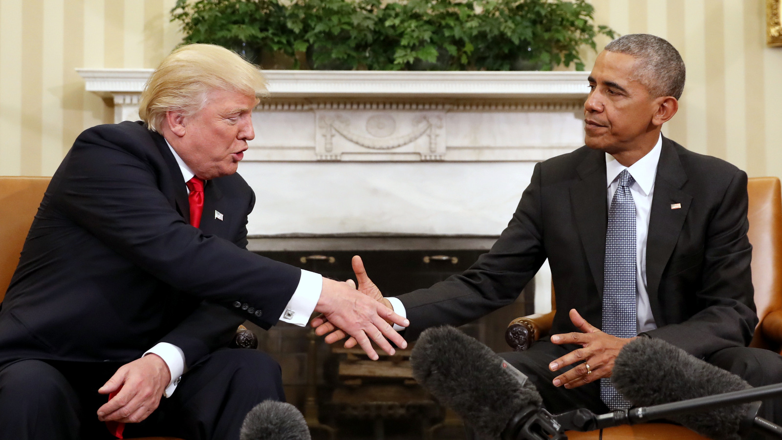Picking Up Where Obama Left Off: Trump's Justice Department Seizes Reporters' Records