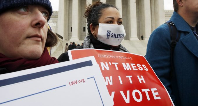Partisan Gerrymandering May Soon Be Unconstitutional