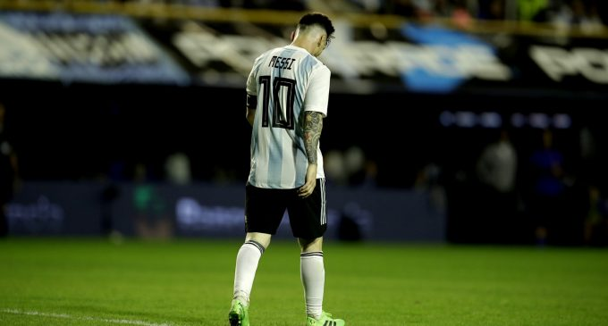 Israel Pushes FIFA To Punish Argentina Over Solidarity with Palestine