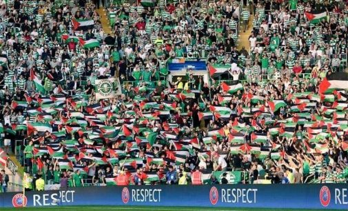 What Celtic Football Club's Solidarity With Palestine Can Teach the World