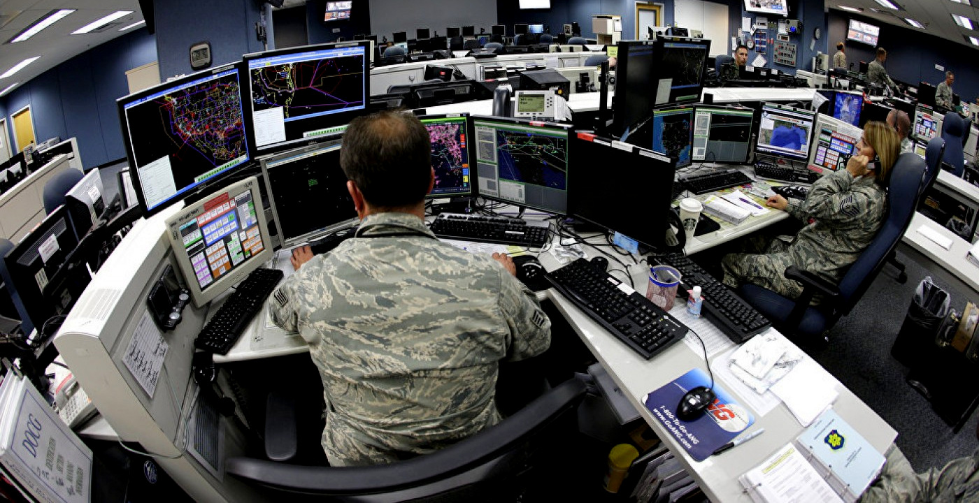 As Tech Giants Compete for $18B Pentagon Contract to Develop Orwellian Data Cloud, Workers Push Back